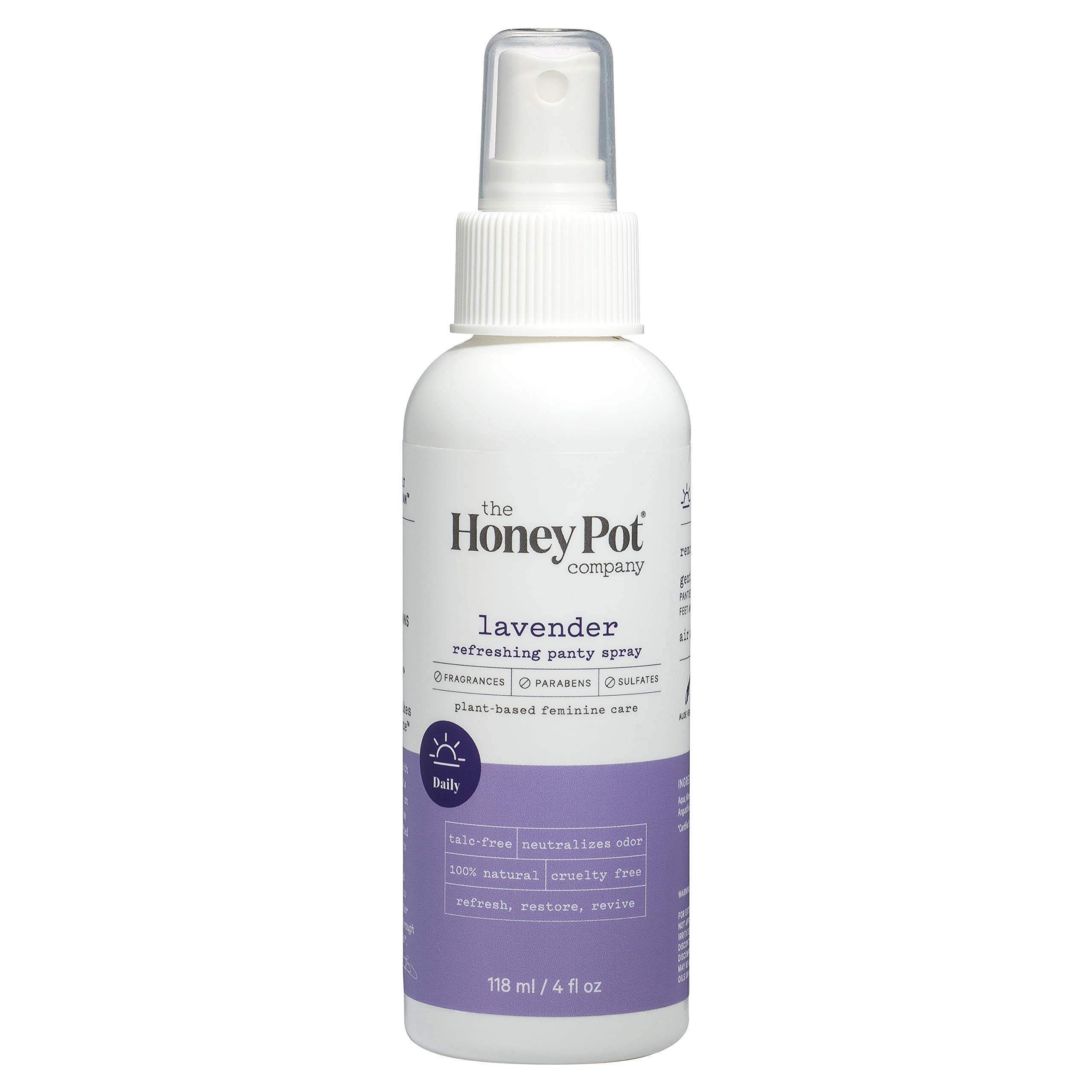 Honey Pot Refreshing Panty Lavender