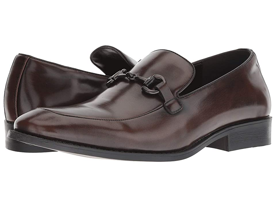 Kenneth Cole Unlisted Half Time Call (Dark Cognac) Men