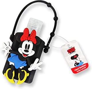 Official DISNEY Hand Sanitizer & Holder with Aloe - Classic Minnie Mouse (1)