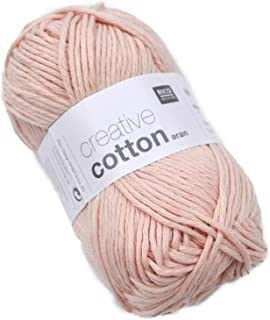 Rico Creative Cotton Aran 02 Pastel Pink