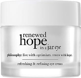 Philosophy Renewed Hope in a Jar Eye for Unisex 0.5 oz Eye Cream