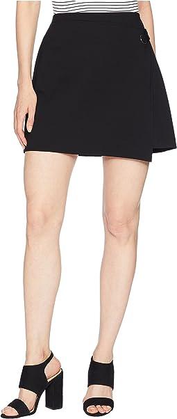Jeanie Wrap Skirt