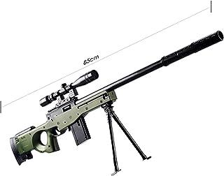 PUBG Sniper Rifle Manual Toy Gun Water Gun Simulation Gun Crystal Bullets For Children Gift