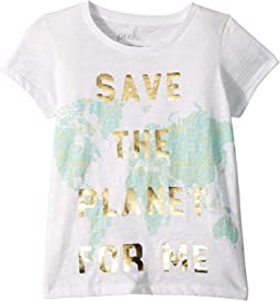 Save The Planet Tee (Toddler/Little Kids/Big Kids)