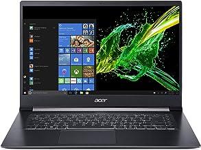 "Acer Aspire 7 Laptop, 15.6"" Full HD, 8th Gen Intel Core i7-8705G, AMD Radeon RX Vega M GL, 16GB DDR4, 512GB PCIe NVMe SSD,..."