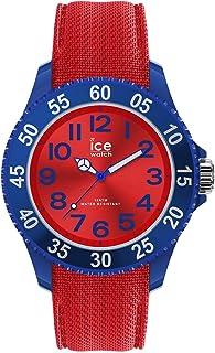 Ice-Watch - Ice Cartoon Spider - Orologio da Bambine con Cinturino in Silicone - 017732, Small, Rosso