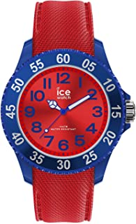 Ice-Watch - ICE cartoon Spider - Montre rouge pour garçon avec bracelet en silicone - 017732 (Small)