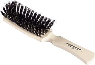 Fuller Brush Lustre Professional Hairbrush – 6 Row Styling Hair Brush & Volumizer w/ Natural Boar Bristle For Smoothing Straight, Short Fine or Damaged Hair
