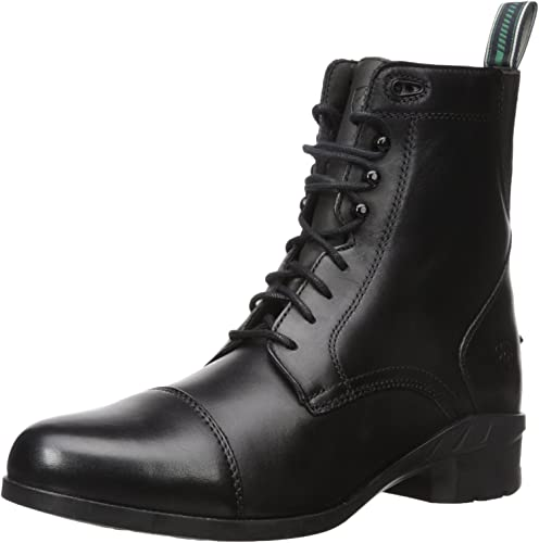 Ariat - Chaussures anglaises Heritage Iv Paddock Paddock Femmes, 37 W EU, noir