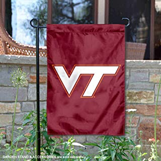 College Flags and Banners Co. Virginia Tech Hokies VT Logo Garden Flag