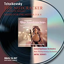 Tchaikovsky: The Nutcracker, Op.71, TH.14 / Act 1 - No. 9 Scene and Waltz of the Snowflakes