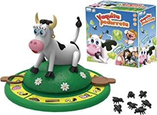 Kidz Delight - Juego de Mesa Vaquita Pedorreta (Cefa Toys 00474)