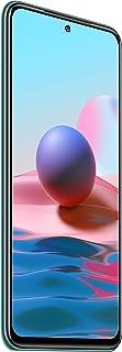 Xiaomi Redmi Note 10 Dual SIM 128GB, 4GB RAM, 4G LTE,Lake Green
