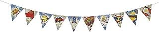 Eureka Super Class Pennant Banner, Measures 10 ft Long