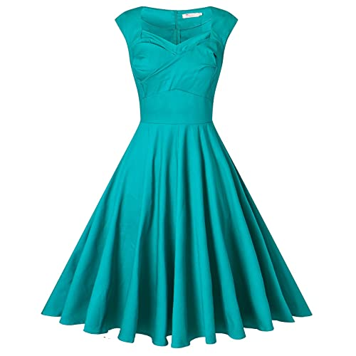 Teal Plus Size Dresses: Amazon.com