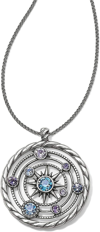 Brighton Halo Orbit Long Necklace