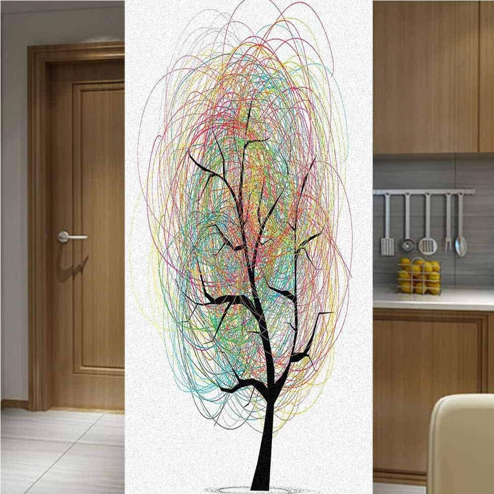 Poppy Ramsden Tree Max 79% Many popular brands OFF of Life 3D Static Piece Window Cling Film One