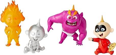 Enesco Grand Jester Studios Figure Set Featuring Jack from Disney Pixar Incredibles 2 Vinyl Figurine, 4.1