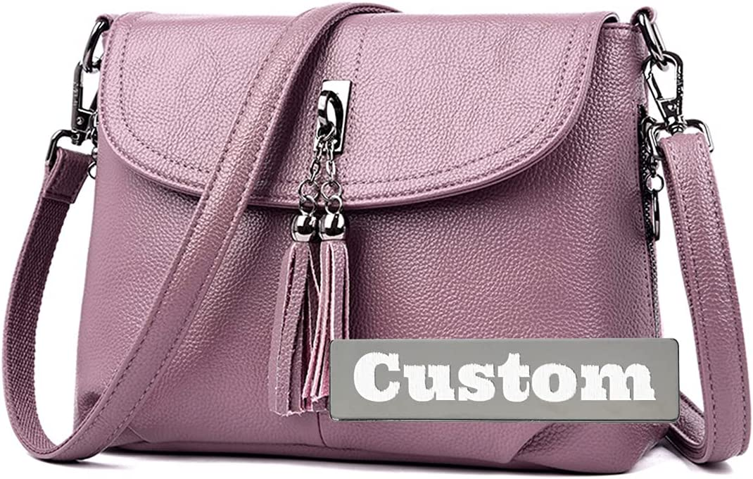 Personalized Custom Name Pockets compatible Leathe with outlet SEAL limited product Women Pu