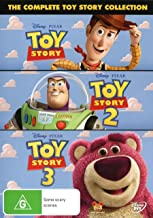 Toy Story 1,2 & 3 DVD Triple Pack (DVD)
