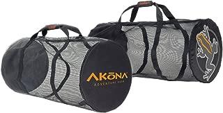 AKONA Mesh Duffel Bag for travel and local diving