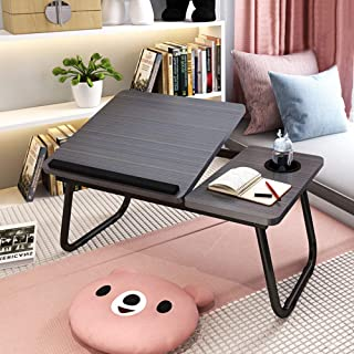Bed Foldable Laptop Table Adjustable Desk