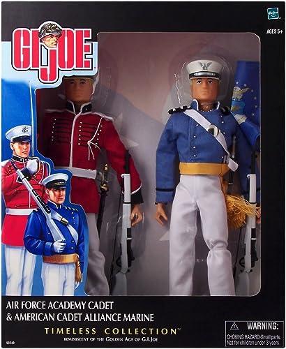 Gi Joe Air Force Academy Cadet & American Cadet Alliance Marine Timeless Collection Dolls