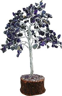 Harmonize Reiki Healing Stone Tree Bonsai Spiritual Lapis Lazuli Feng Shui Décor de Table