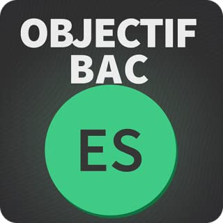Objectif BAC ES 2014