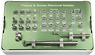 Implant Fixture Fractured Screw Removal Kit MCT FSRK-02