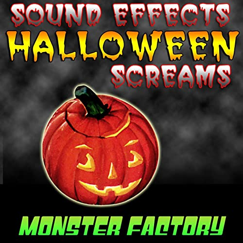 Monster Factory Sound Effects Halloween Screams FLAC-DJYOPMiX
