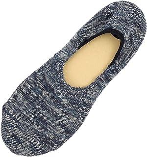 [靴下屋]クツシタヤ 消臭スラブひき揃えカバー 22.0~24.0cm 日本製 フットカバー