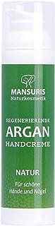 Bio Handcreme Duftneutral für Männer & Frauen - Mit Arganöl für Hände, Füße & Nägel - Hand- & Fußcreme für sehr trockene und extrem rissige Haut, Nagelcreme schnell einziehend & nicht fettend, 70 ml