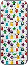 Interbaby Little Monsters - Colchoneta Universal Para Silla De Paseo, Multicolor