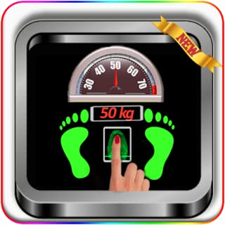 Weight BMI - Finger Print Scanner Prank