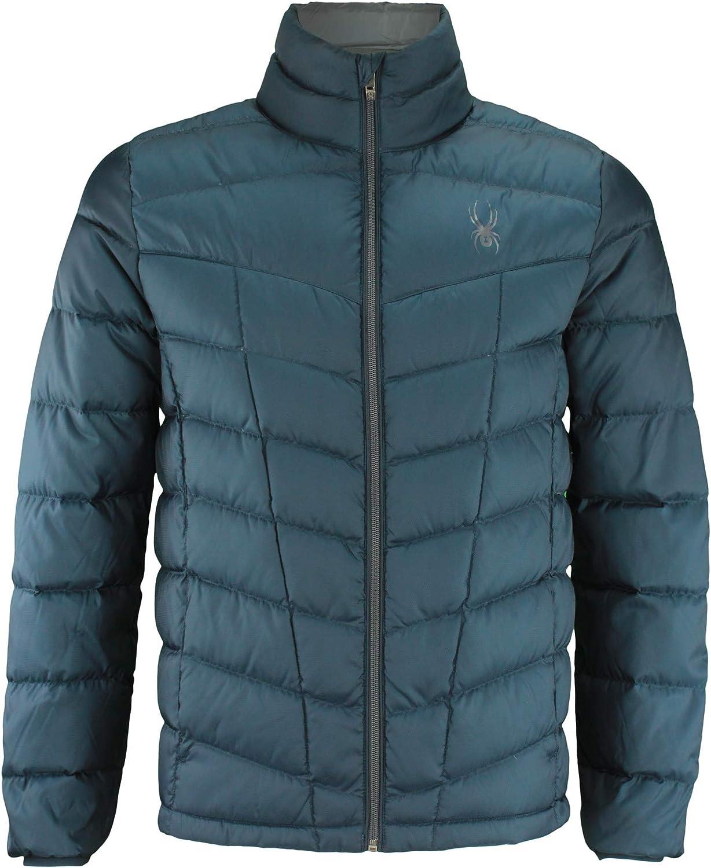 Spyder Men's Pelmo Down Jacket, Color Variation