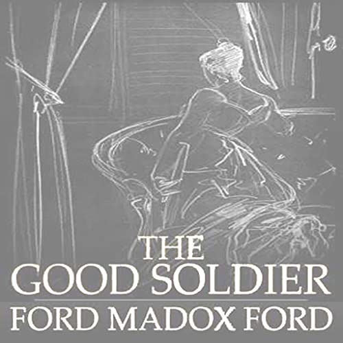 THE GOOD SOLDIER - Ford Madox Ford (Android App)
