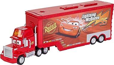 Cars 3- Mack Supercamión-pista, coches de juguete, Multicolor (Mattel FTT93) , color/modelo surtido