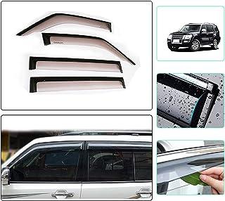 Derivabrisas Deflectores de Viento Cortavientos Delanteros y Traseros para Montero Desde 1991 Car Lux AR03831