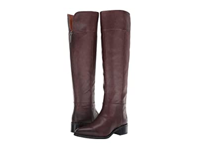 Franco Sarto Daya (Brown Leather) Women