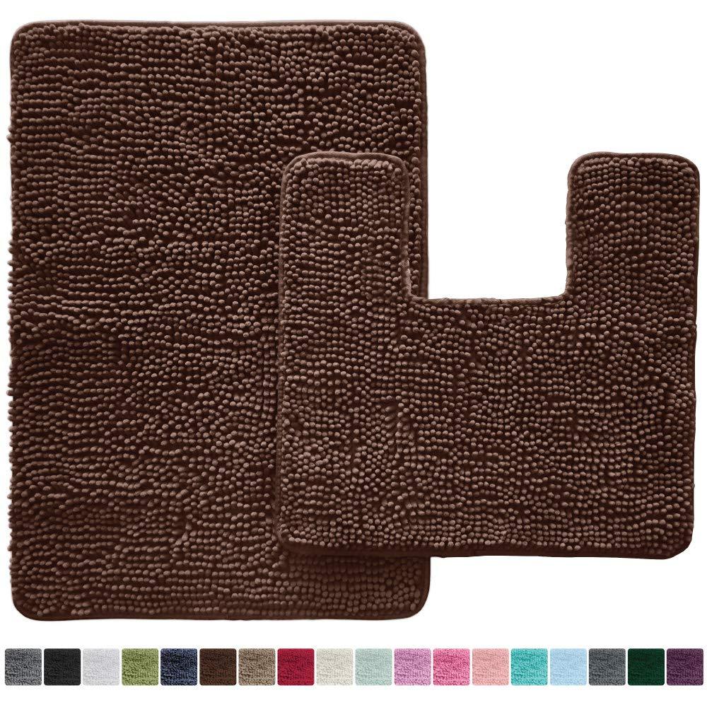 best bath mat sets for bathroom amazon com rh amazon com Discount Complete Bathroom Sets Half Bathroom Sets Amazon