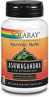 Solaray Ashwagandha Extract, 470mg   60 Count