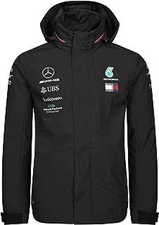 mercedes f1 rain jacket