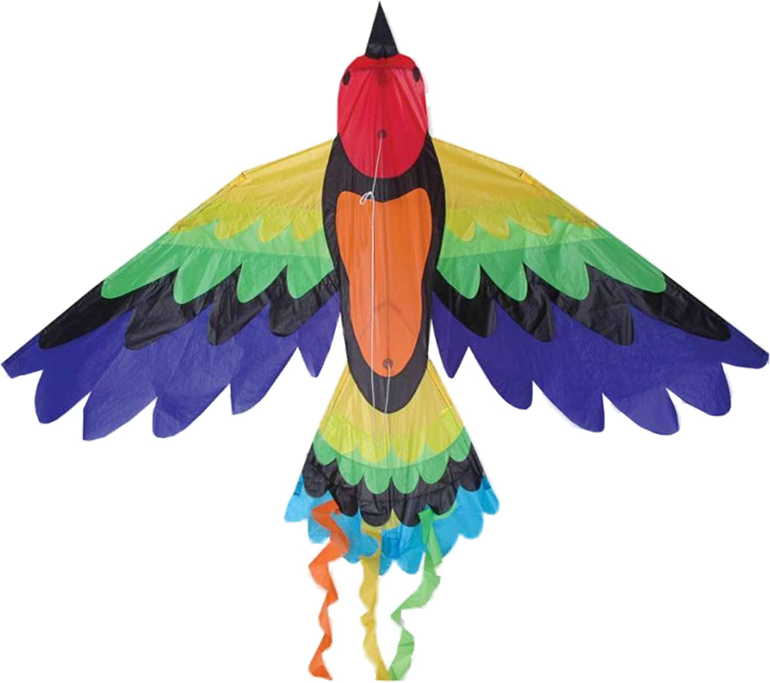 Premier Kites Kansas City Mall Rainbow Bird Kite are Great and E for Adults OFFicial shop