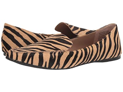 Steve Madden Feather Loafer Flat (Tiger) Women