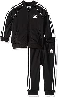 adidas Originals Baby Superstar Track Suit Set