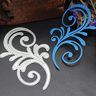 2019 Newest Hilarious Metal Die Cutting Dies Handmade Stencils Template Embossing for Card Scrapbooking Craft Paper Decor by E-Scenery (K)
