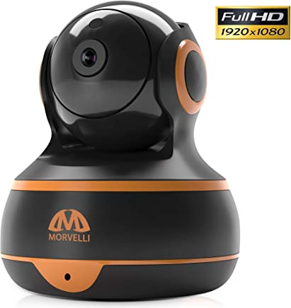 [New 2019] FullHD 1080p WiFi Home Security Camera...