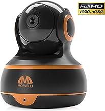 M Morvelli FullHD 1080p WiFi Home Security Camera Pan/Tilt/Zoom