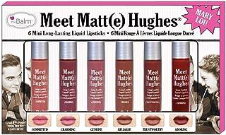 MEET MaTTE HUGHES 6 Mini Lipsticks Mary Lou VOL. 13